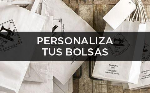 Bolsas personalizadas para tu tienda
