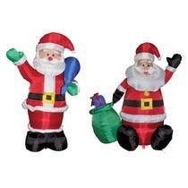 Pequeños accesorios de navidad