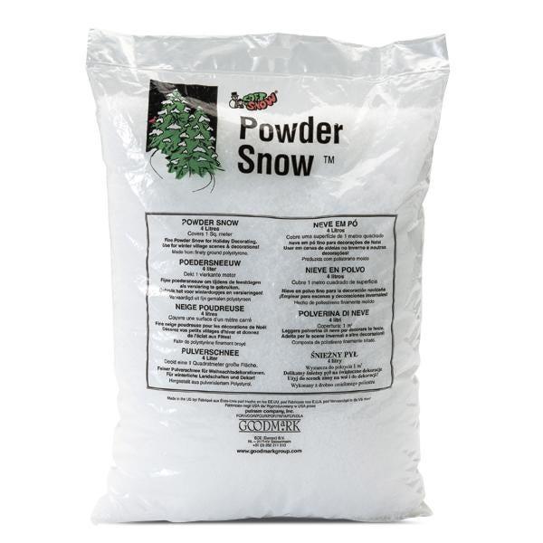 Nieve, Spray y Purpurina