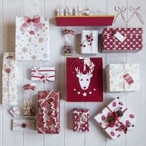 Embalaje de Navidad