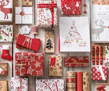 Embalaje Colecciones Navidad