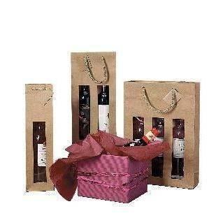 Envoltorio regalo y bolsas