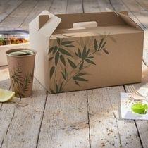 Cajas para transporte de comida