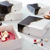 Cajas de pastelería / confitería