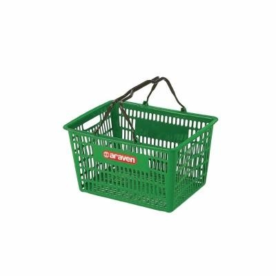 Cestas y carros de supermercado