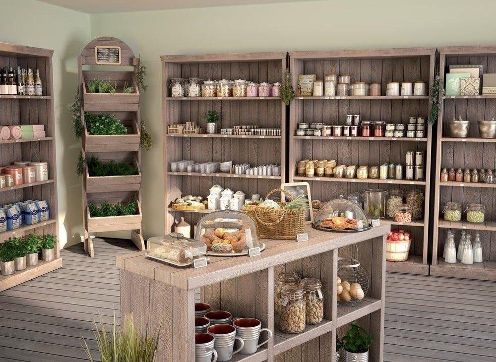 Mobiliario para tiendas estanter as para tiendas retif - Estanterias para calzado ...