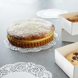 Blondas para pasteles y tartas