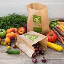 Envases frutas y verduras
