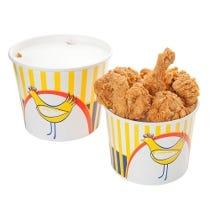 Envases para pollo y nuggets