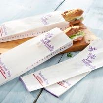 Envases para sandwiches