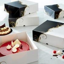 Envases pastelería