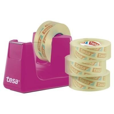 Portarrollos y cintas adhesivas