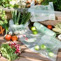 Bolsas alimentarias de plástico