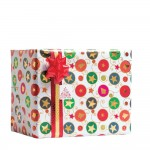 Papel de regalo Peter 70 cm multicolor - 25 metros