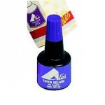 Tinta sello 30 ml azul