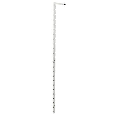 Columna central a pared MAS 180 cm blanca-