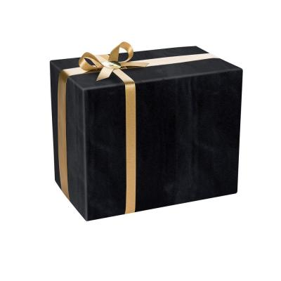 Papel de regalo kraft  50 cm negro - 200 metros-Decoración Black Friday